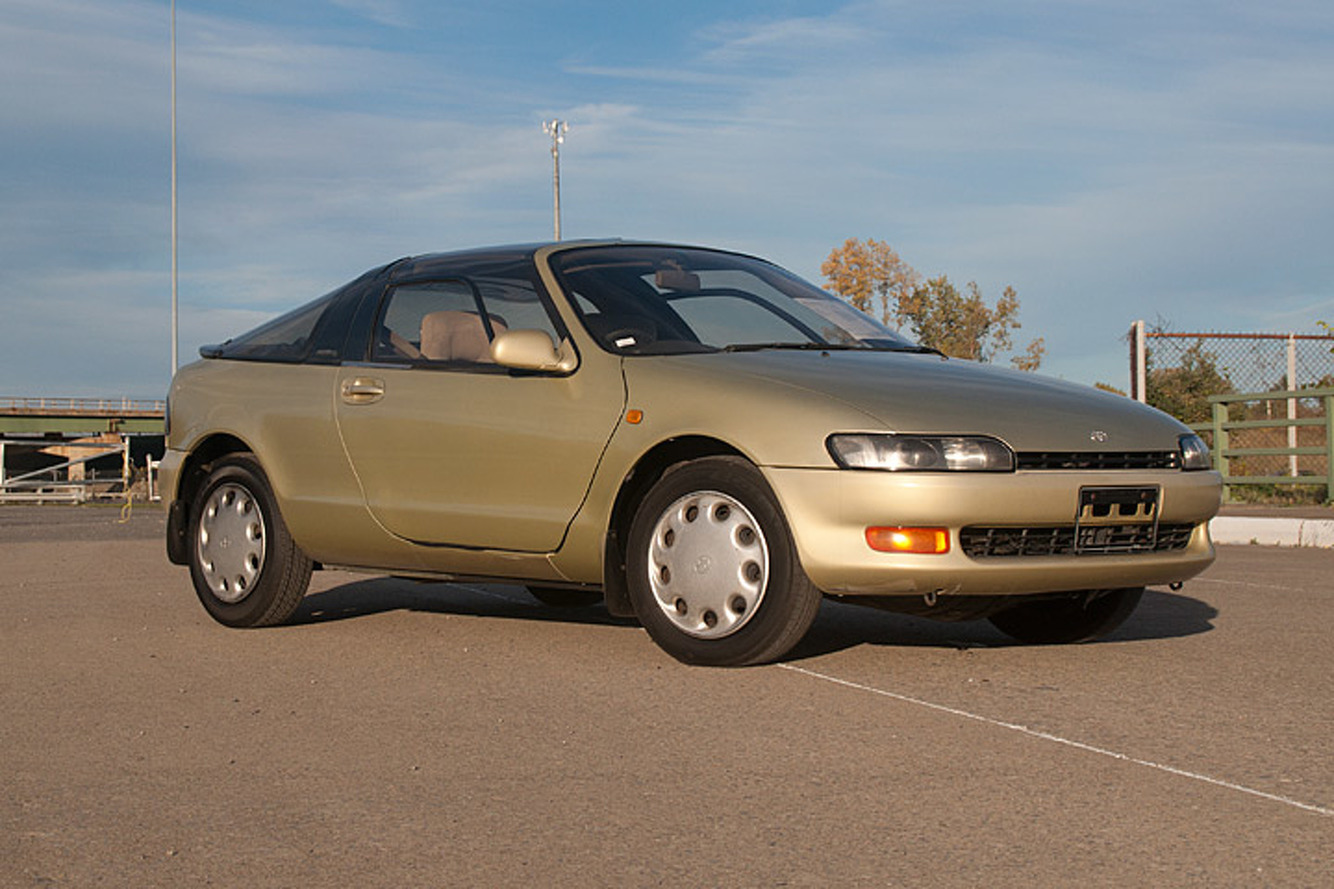 Driving the Coolest '90s Toyota That the U.S. Never Got: Review