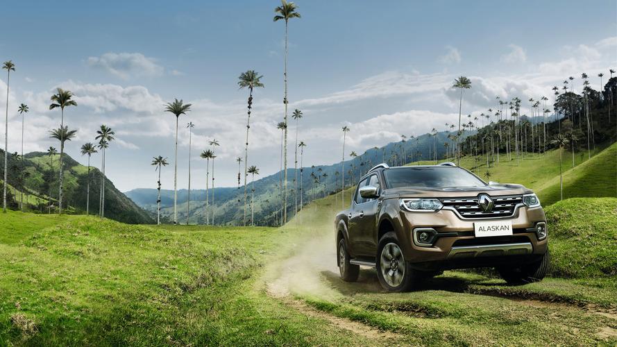 Le Renault Alaskan quitte déjà l'Europe