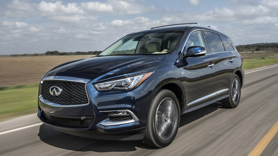 Infiniti Clearing Out Remaining QX60 Stock With Big Discount