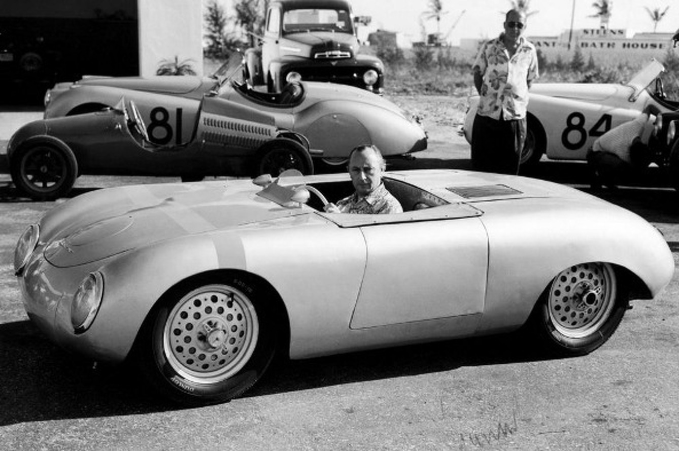 Max Hoffman: The father of the European car in America