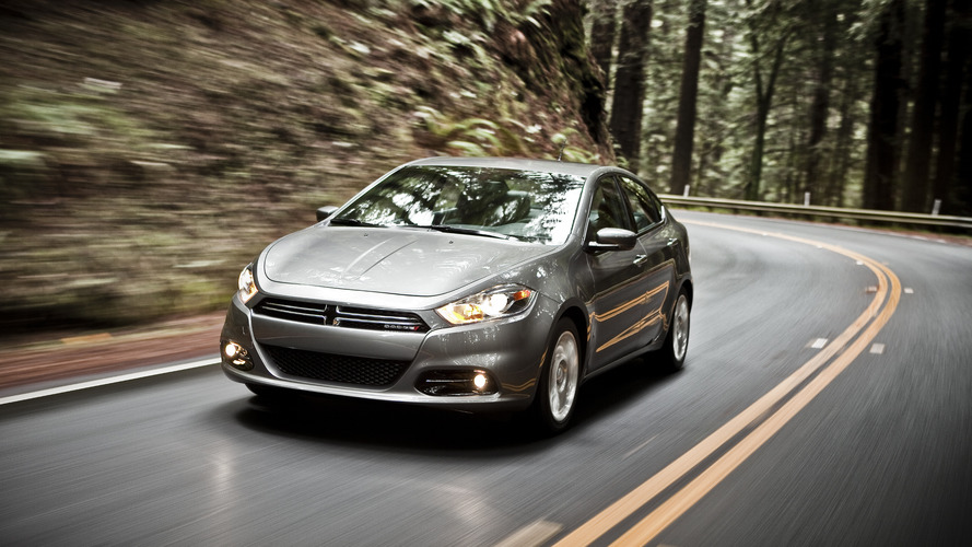 2016 Dodge Dart gets cheaper, simplified lineup