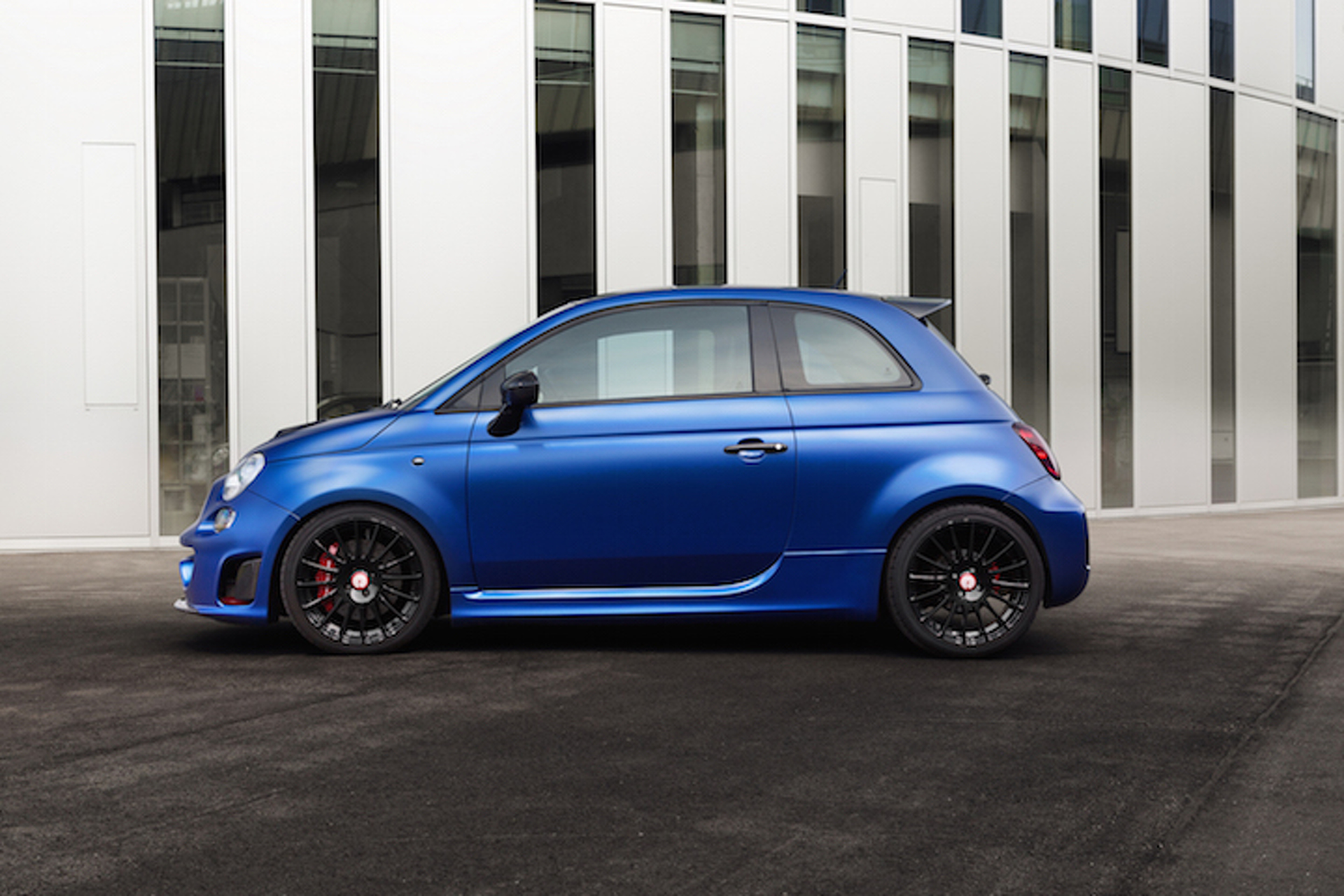 Italian Stallions Alfa 4c And Fiat 500 Abarth Get Racy Upgrades From Pogea