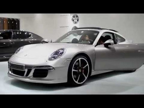 2012 Porsche 911 Carrera Interior - 2011 Frankfurt Motor Show Video