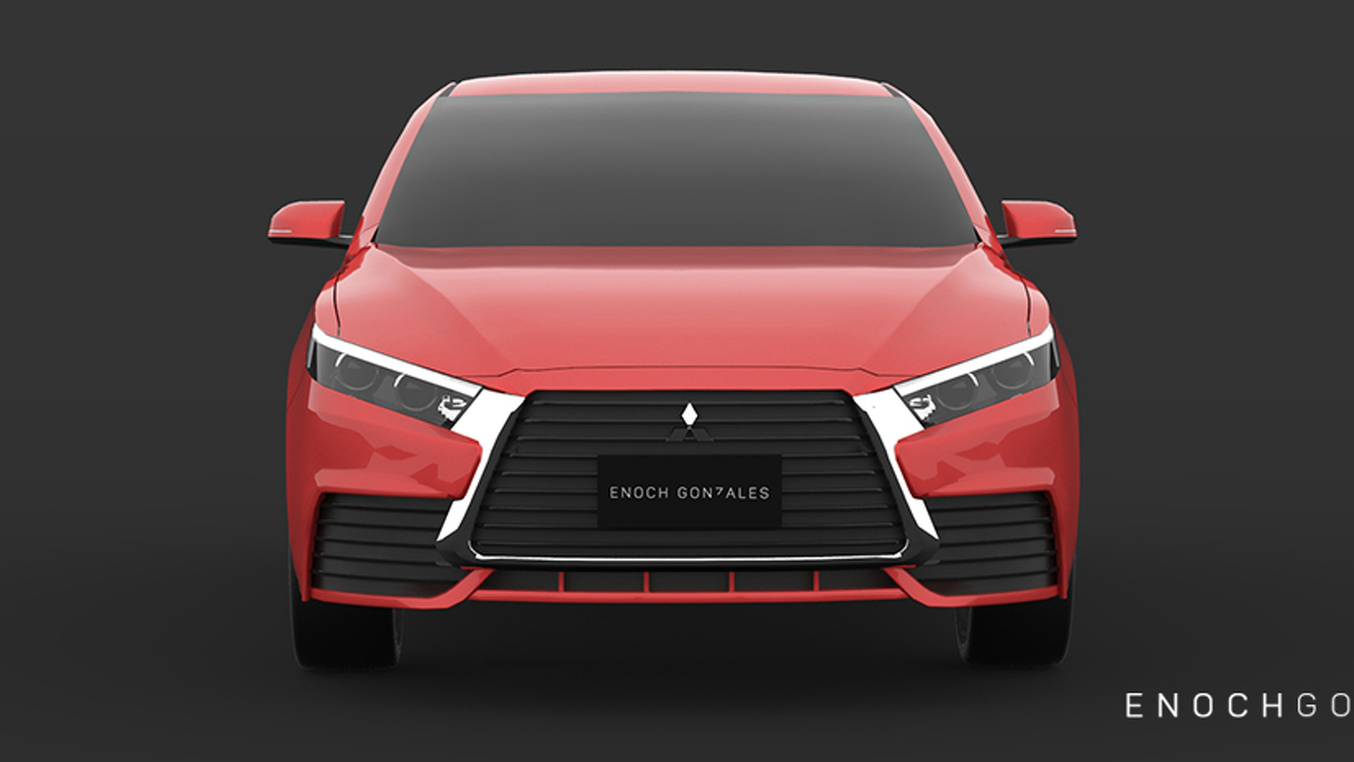 2018 Mitsubishi Lancer Imagined Will Never Happen