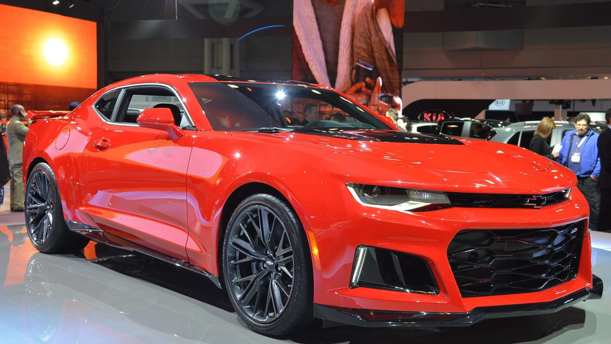2017 Camaro ZL1 power figures revised higher