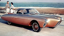 1956 oldsmobile golden rocket zabytye kontsept kary