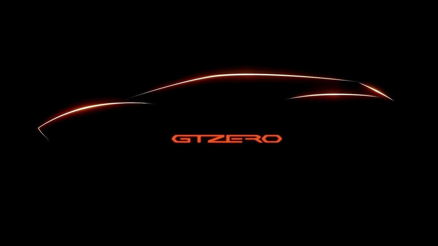 Italdesign concept teaser reveals shape, GT Zero name [video]