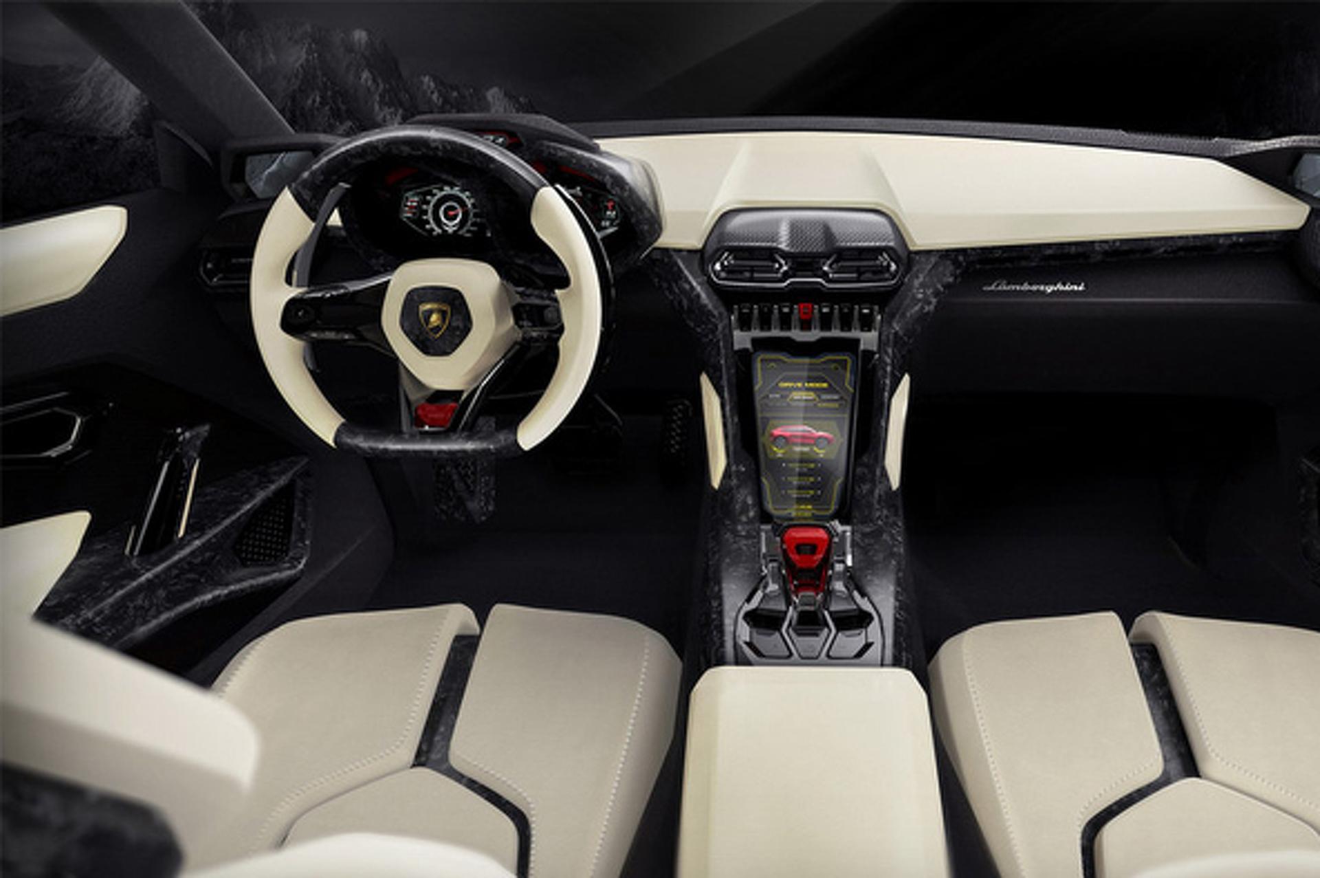 Spied Ride: Lamborghini Urus SUV