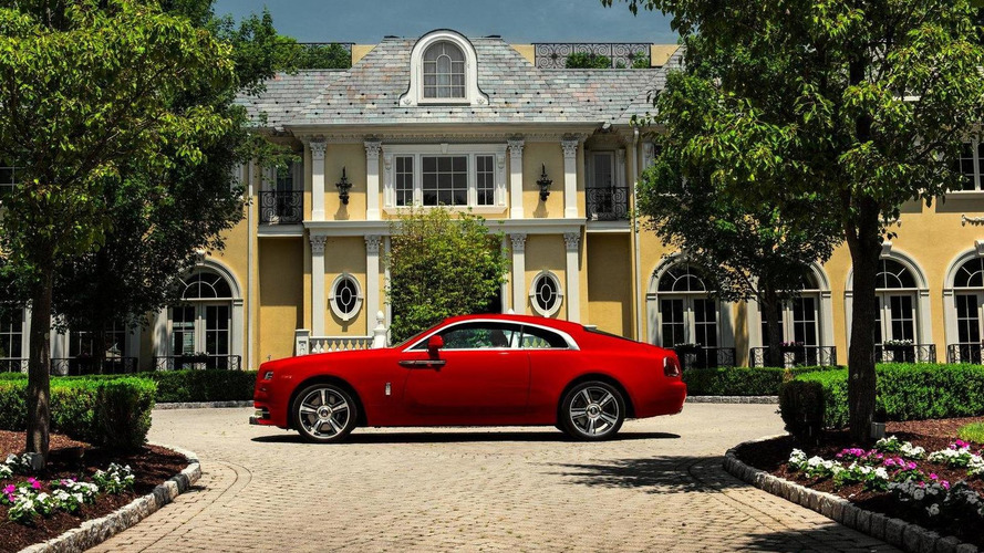 Rolls-Royce to unveil a bespoke Phantom at Pebble Beach