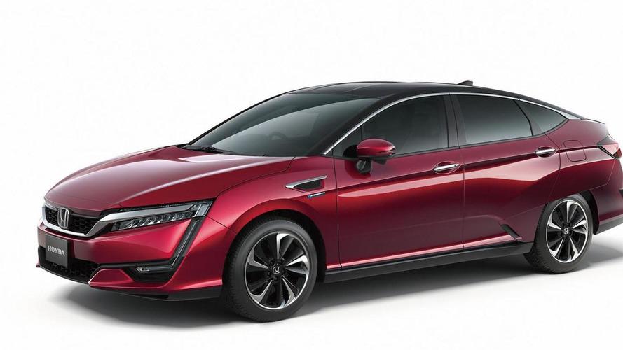 Honda FCV revealed ahead of Tokyo