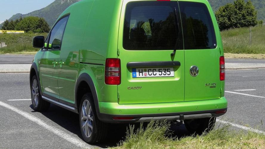 Volkswagen announces 1.8 million light commercial vehicles feature defeat device