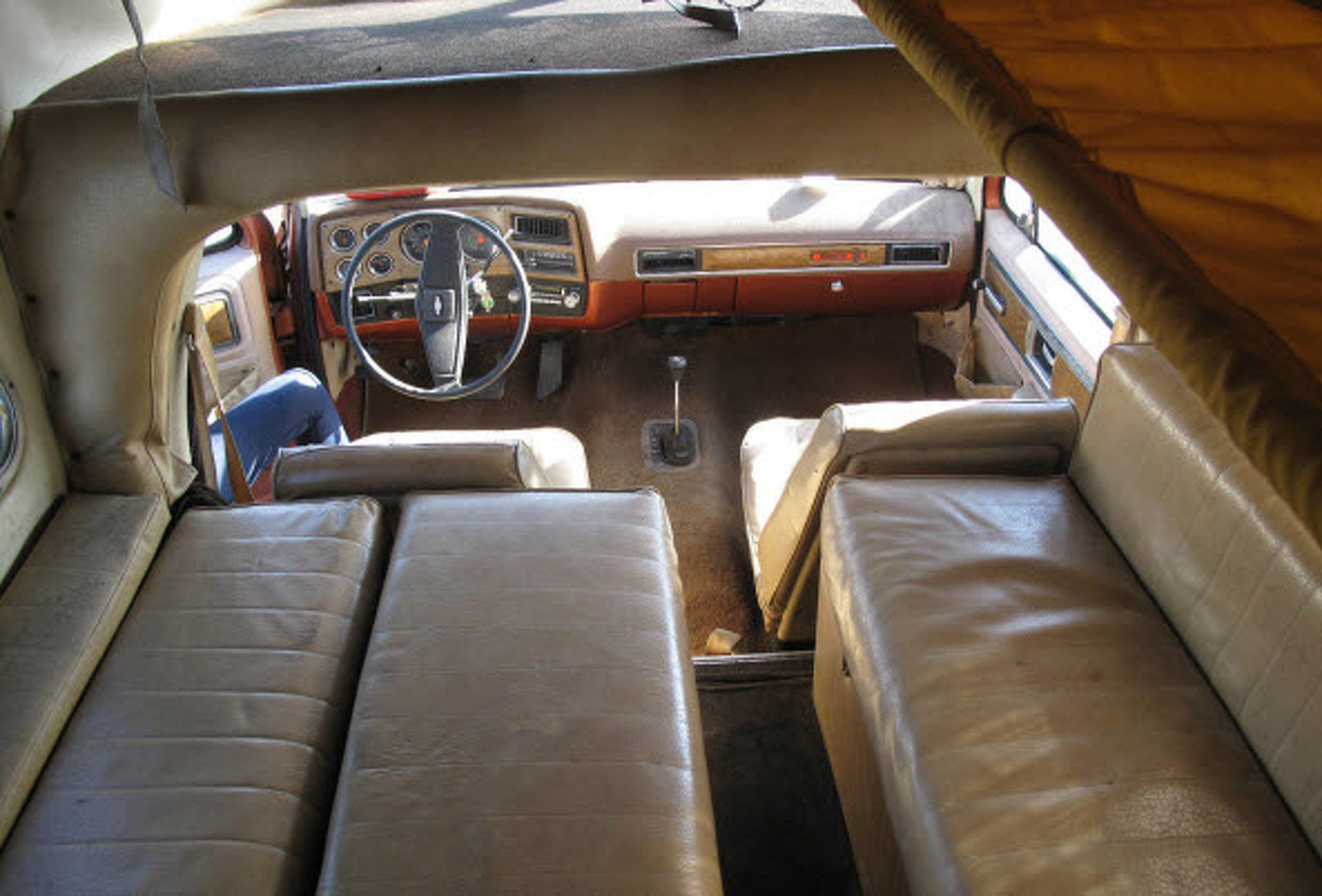 Auction Car Of The Week 1977 Chevy Blazer Chalet