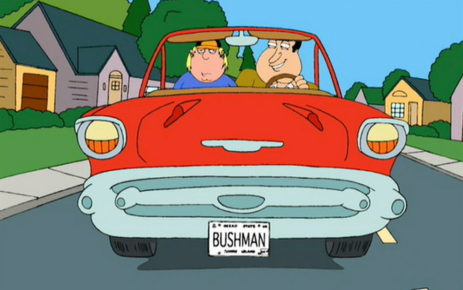 Do Cars Of Family Guy Reveal Who Killed Brian Griffin