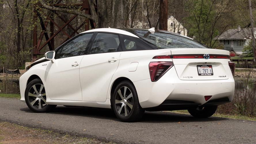 Toyota Mirai (primera generación)