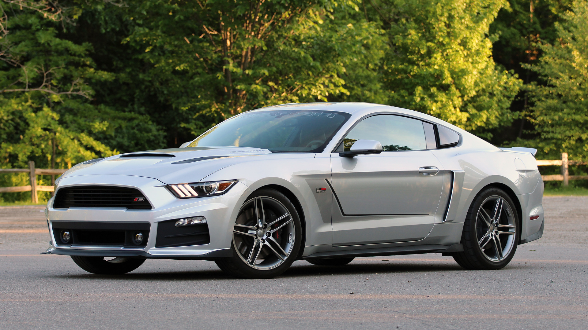 First Drive 2016 Roush Stage 3 Mustang
