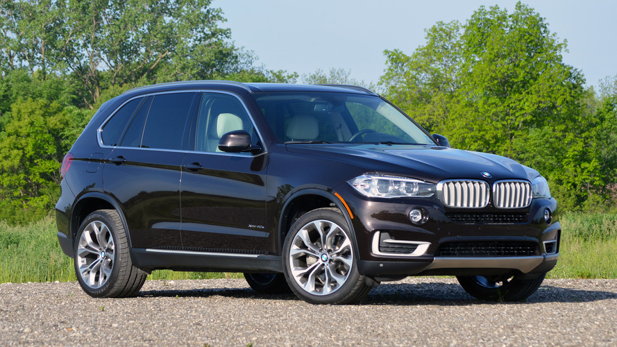 Review: 2016 BMW X5 xDrive40e