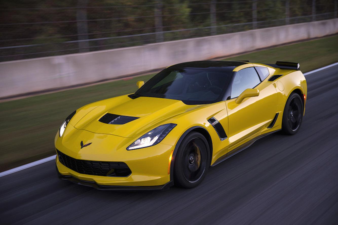 The Corvette Z06 Gets Pretty Good MPG, Not That It Matters