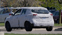 2018 Nissan Kicks spy photo