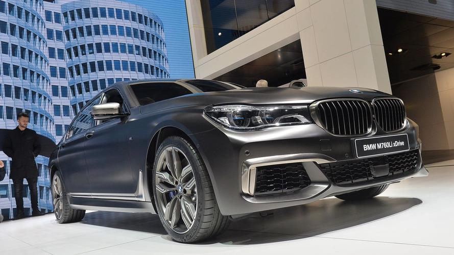 BMW prépare de nouveaux modèles de luxe