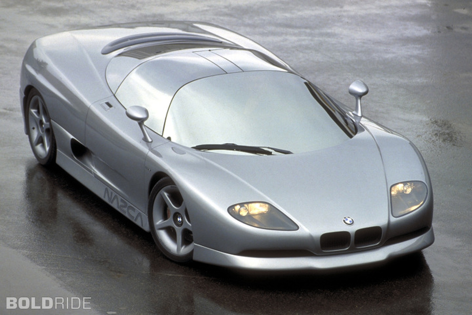 BMW's Best Supercars? Italdesign BMW Nazca Concepts