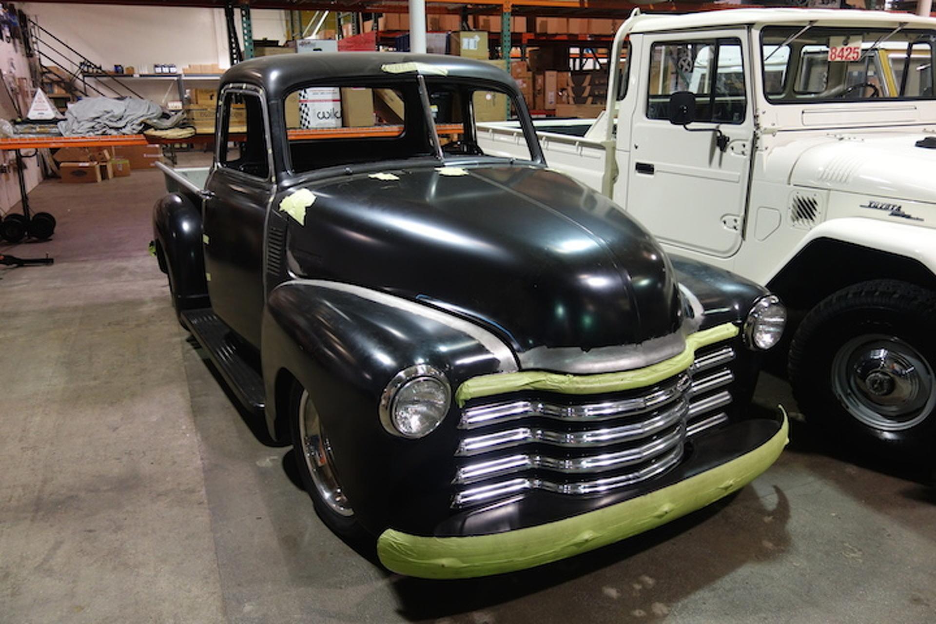 Inside ICON's Automotive Wonderland