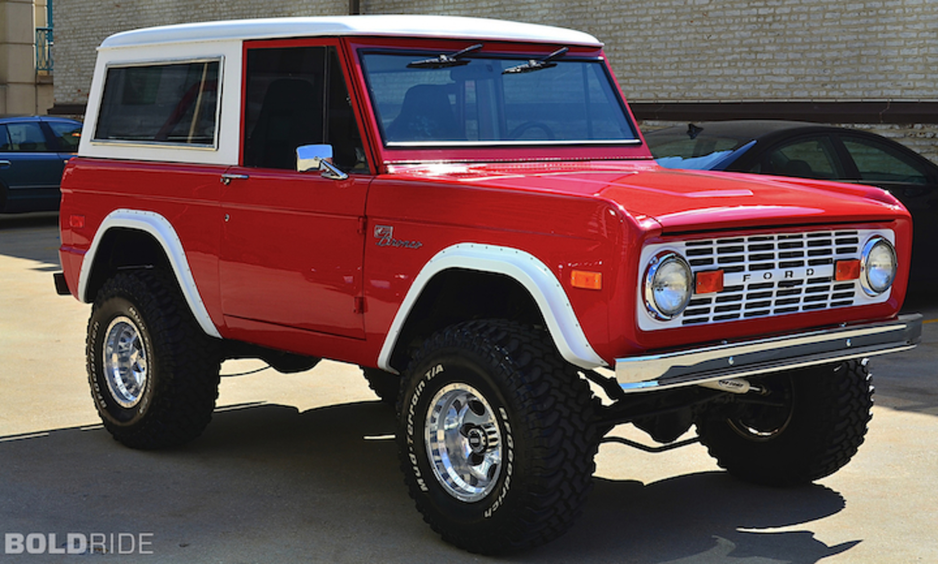 This 1970 Ford Bronco Is The One You Need To Buy Interior
