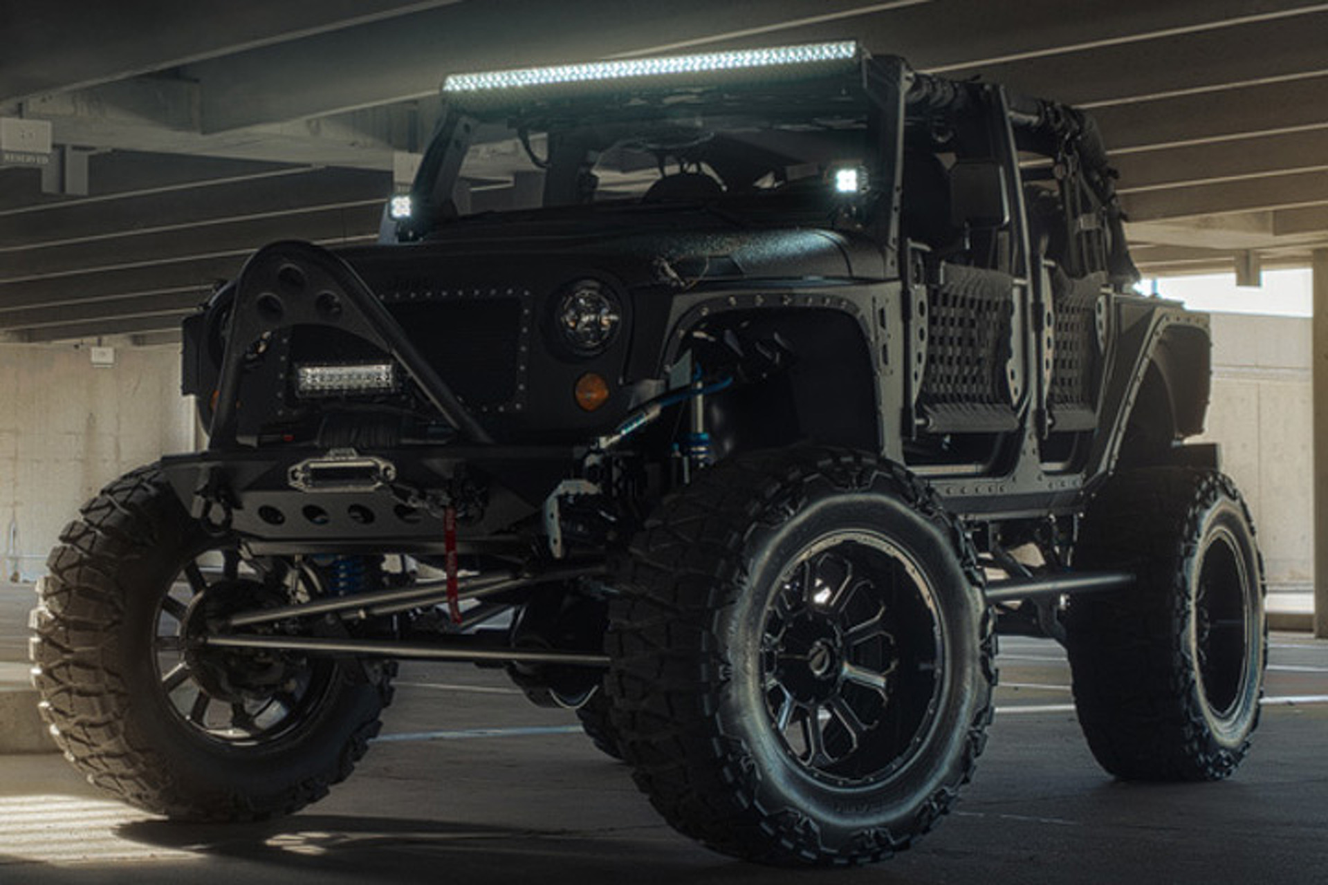 How To Build A 110 000 Full Metal Jacket Jeep
