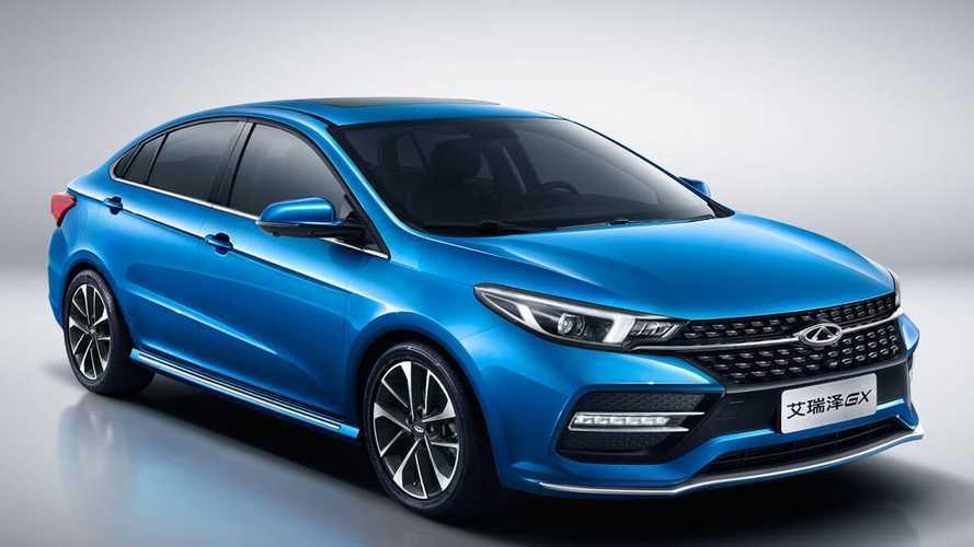 Novo Chery Arrizo GX pode vir ao Brasil brigar com Toyota Corolla