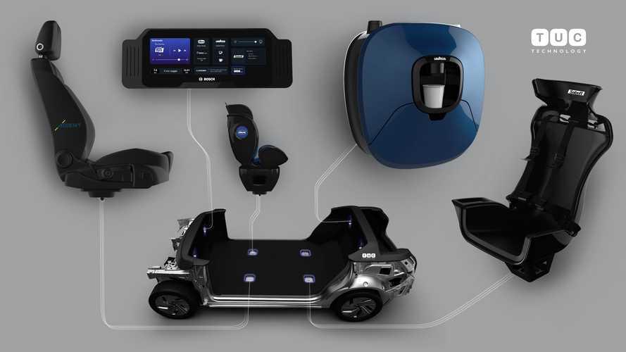 La rivoluzione dell'auto elettrica modulare al Mauto di Torino
