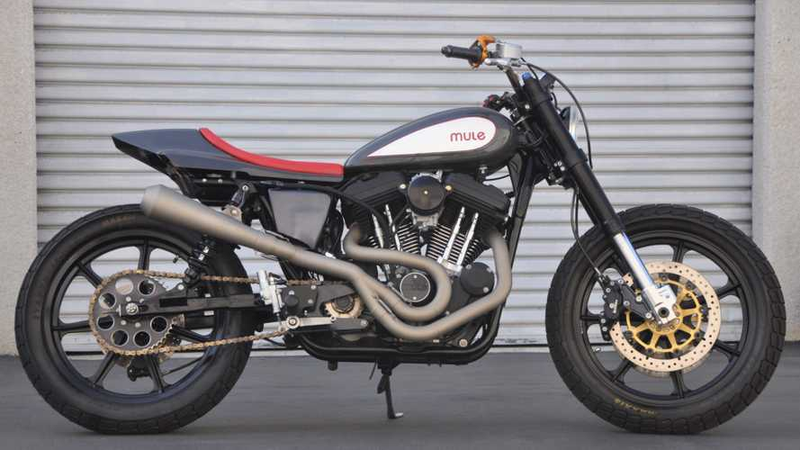 Here's A Rare Chance To Buy A Street Tracker By Mule Motorcycles