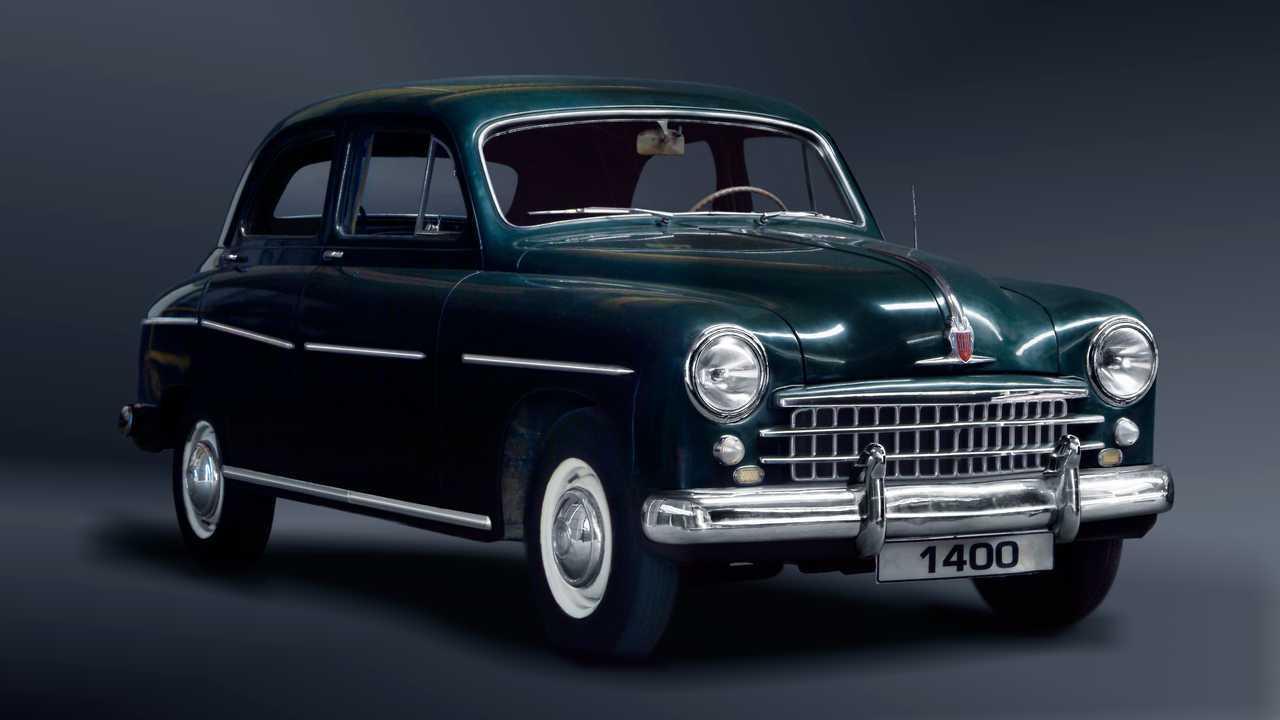 SEAT 1400 (1953-1964)