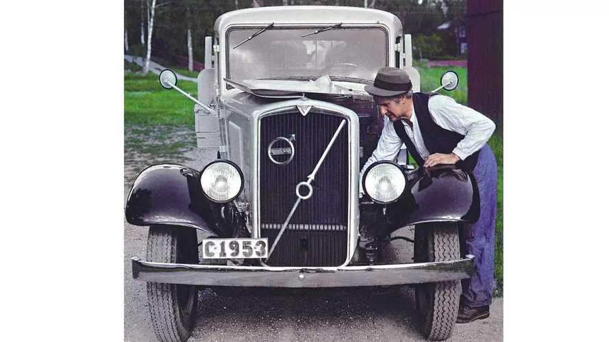 Gamma Volvo LV 1934