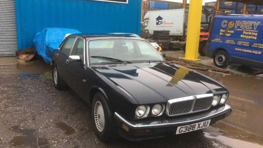 This unloved Jaguar XJ40 could be bargain of the decade