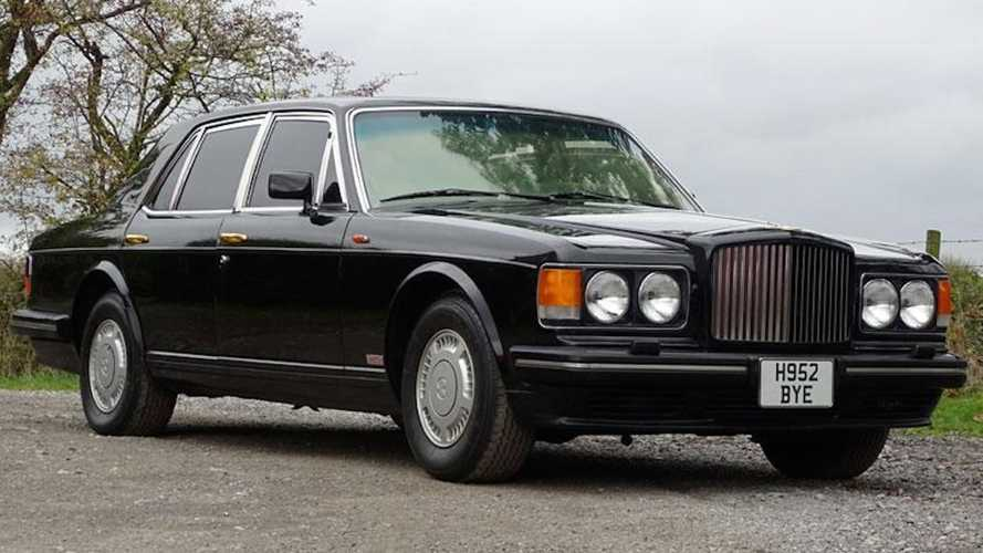 This armoured Bentley Turbo R is better than life insurance