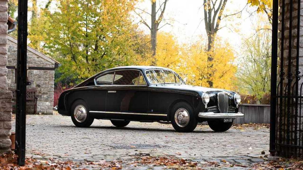 Aurelia B50 Coupé: so grandiose it nearly killed Lancia