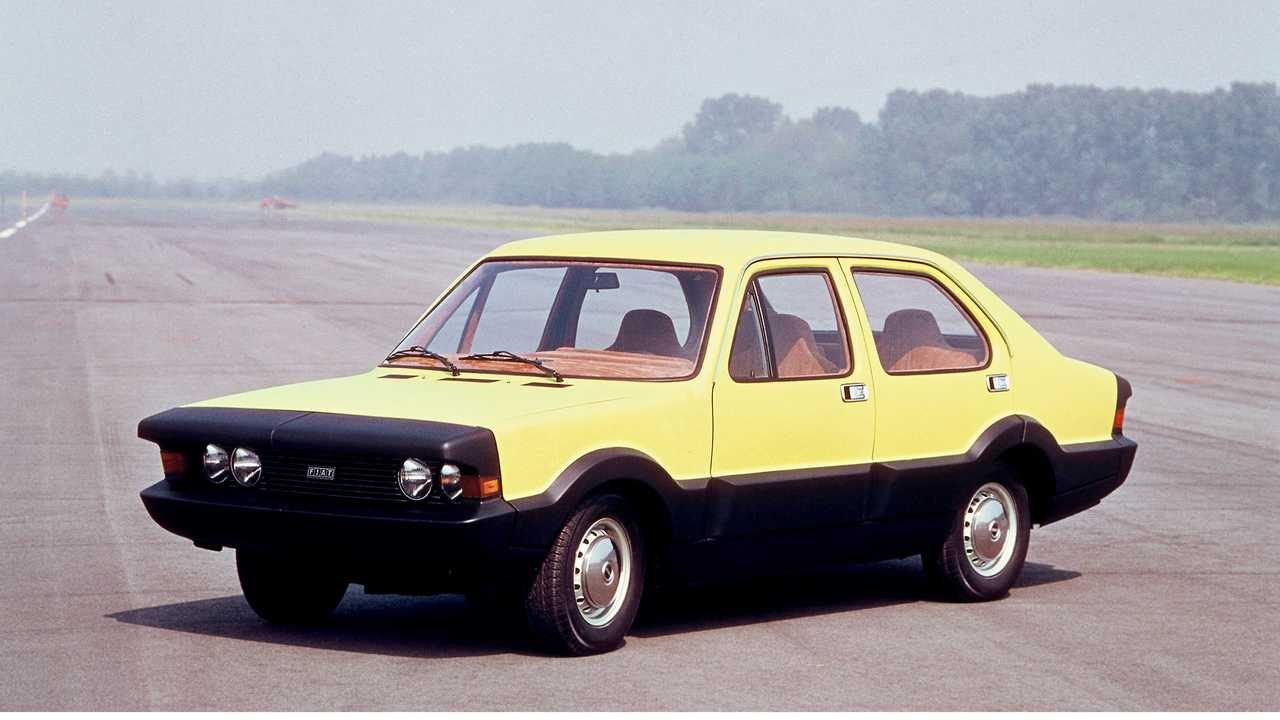 Прототип Fiat E.S.V. 2500 (1973)