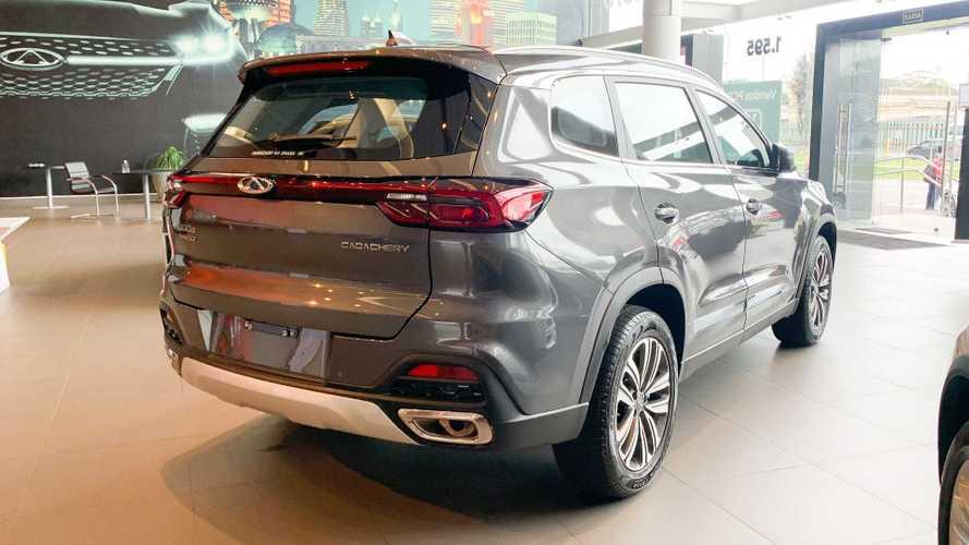 Semana Motor1.com: Tiggo 8 nas lojas, nova L200 Triton Sport, Civic 2022 e mais