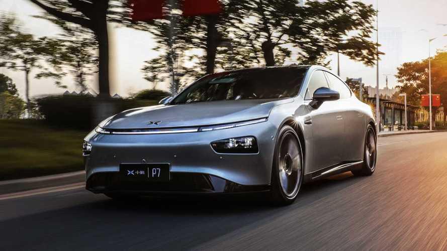 Clone do Tesla Model 3, chinês Xpeng P7 tem autonomia de 706 km