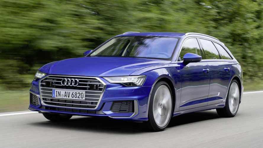 Новый Audi A6 Avant добрался до России