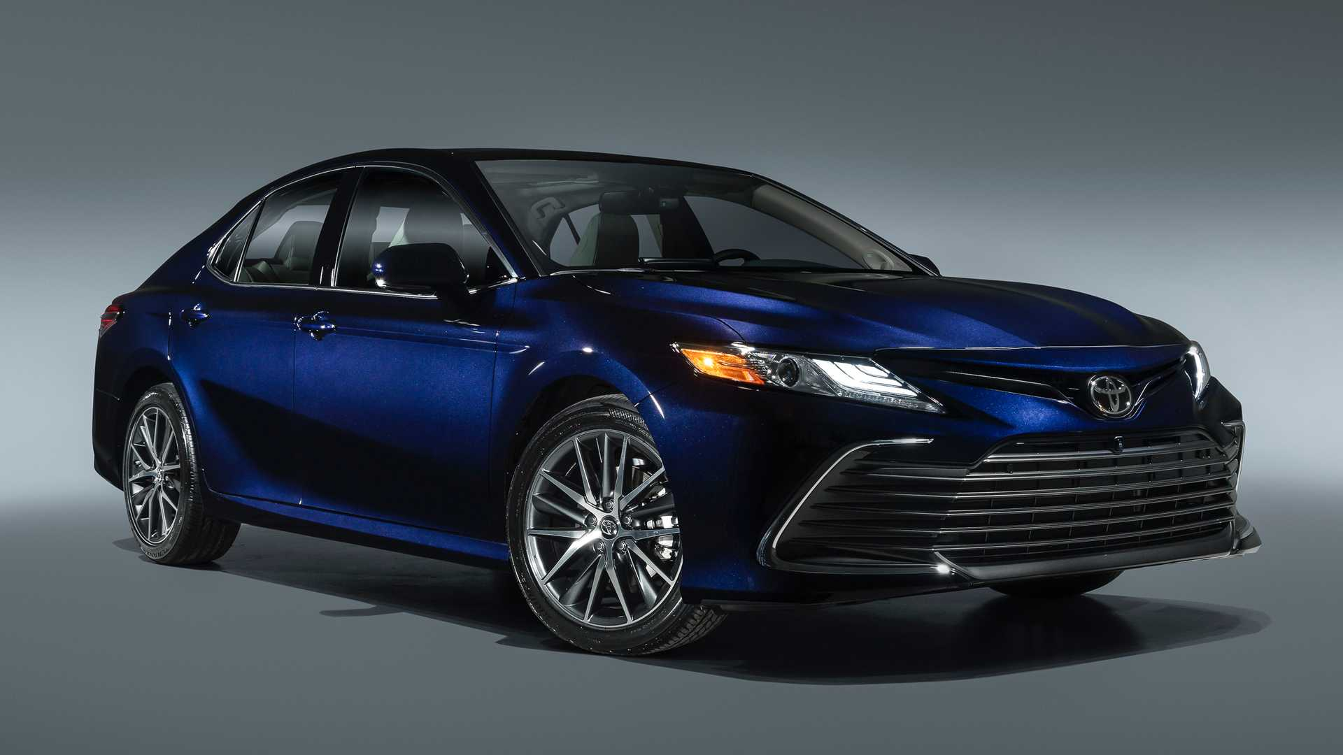 2018 - [Toyota] Camry - Page 4 2021-toyota-camry-xle
