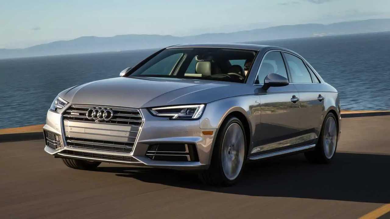 10. Audi A4 – 51.0%