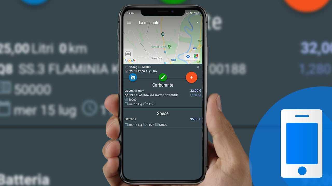 App in prova IlPieno2 Template Tech