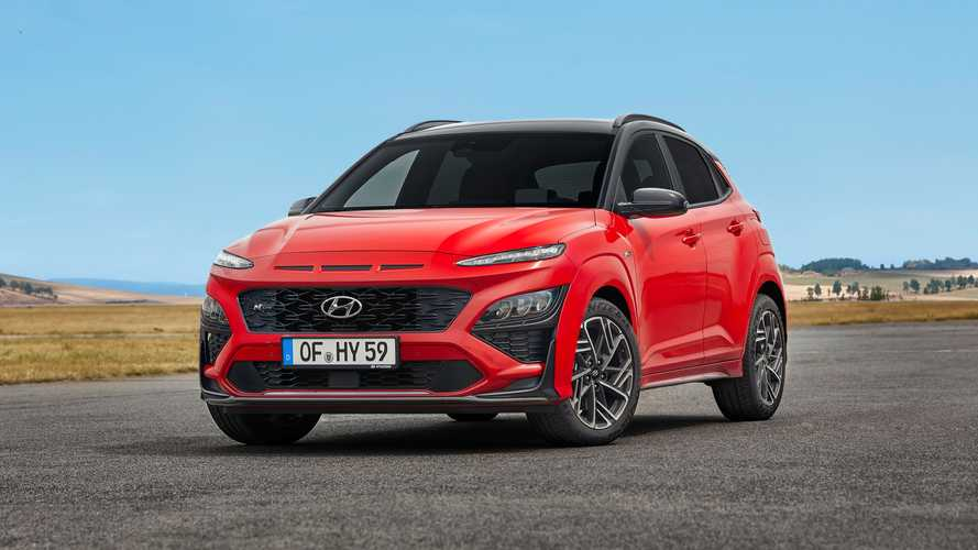 Hyundai Kona debuts major exterior update, sporty-looking N-Line pack