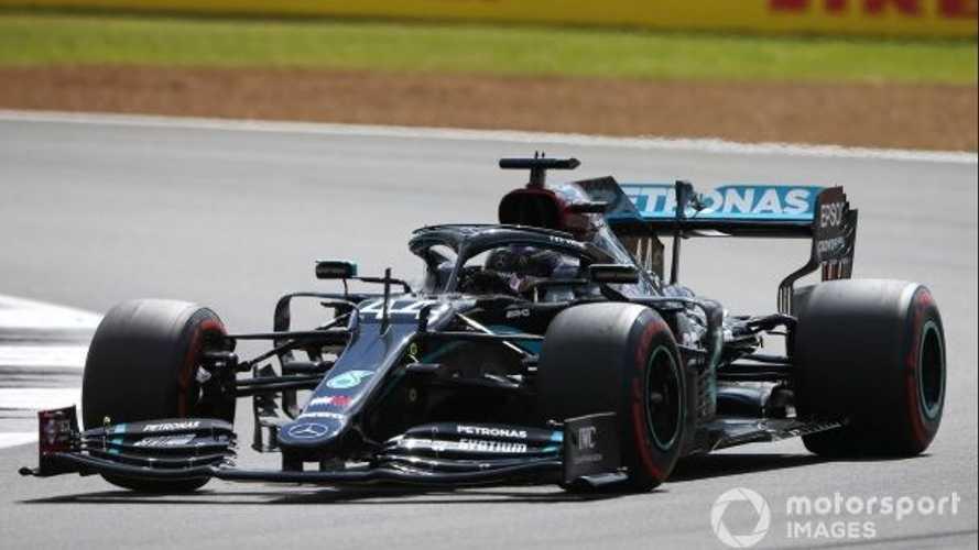 Verstappen : Les règles 2022 ne sont pas faites pour stopper Mercedes