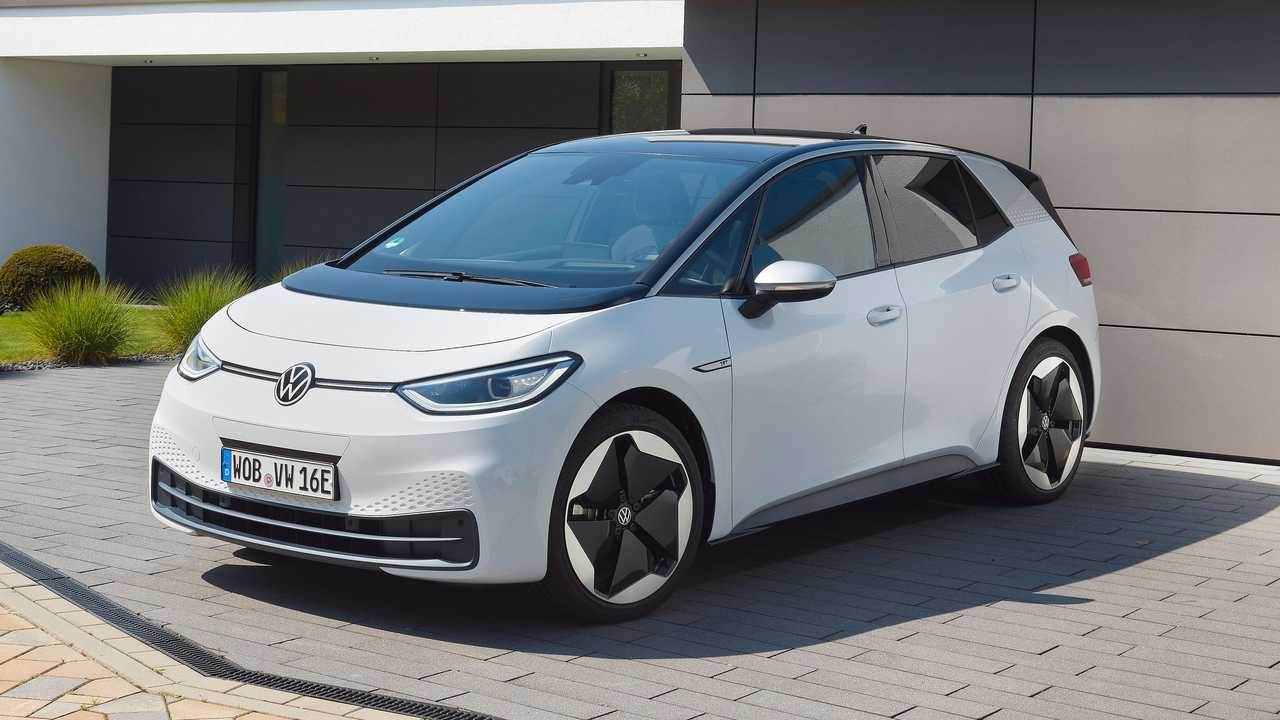Volkswagen ID.3 1st, Prova su Strada
