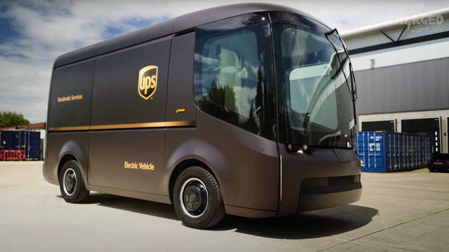 Is This Arrival Electric Van Britain's Answer To Rivian's Delivery Vehicle?