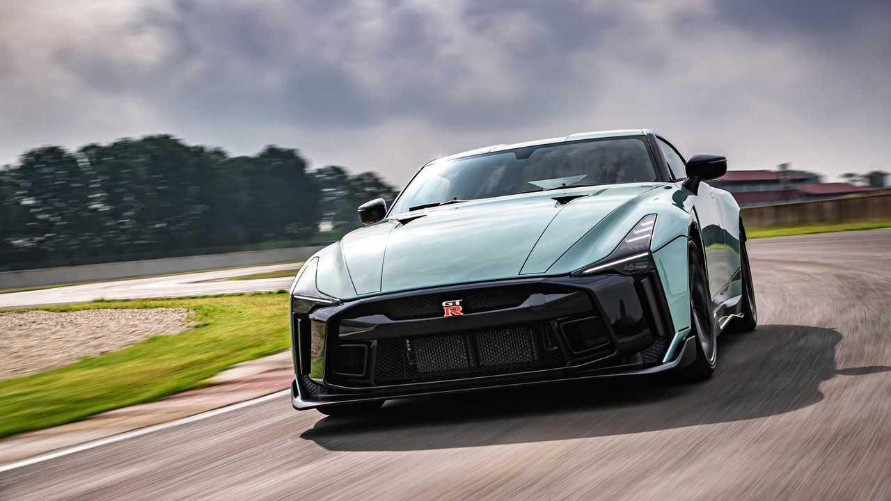 2020 Nissan GT-R50 par Italdesign première voiture de production