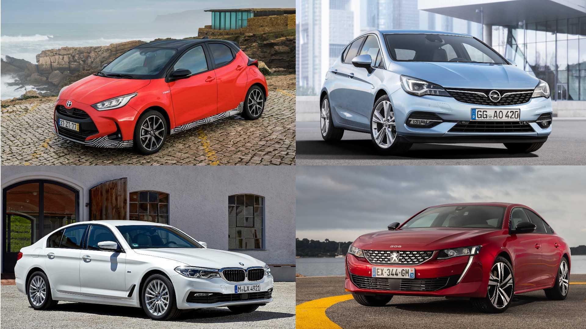 Spritspar-Autos: Ein Dutzend wirklich sparsame Modelle für jeden