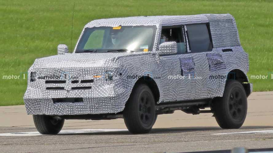 2021 Ford Bronco Reservations Open July 13 For $100