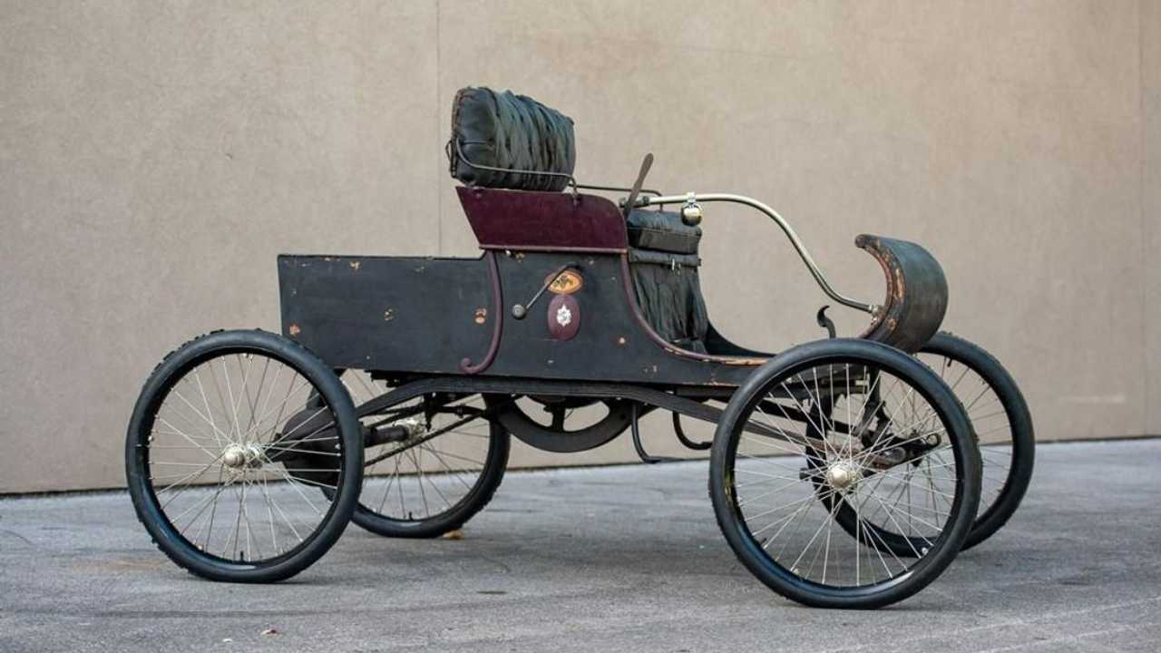 Classics for sale: iconic and preserved 1901 'Curved Dash' Oldsmobile